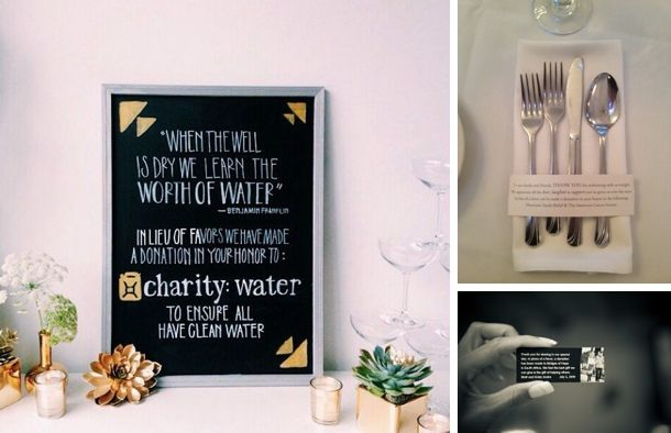 ideas about Wedding Favour Donations on Pinterest Donation wedding ...