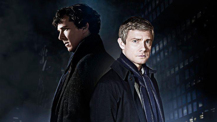 Mark Gatiss confirma produção da quarta temporada de #Sherlock