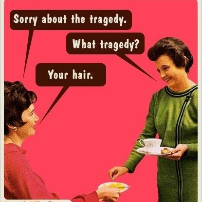 : Hairs, Bad Hair, Funny Stuff, Humor, Funnies, Things, Bluntcard, Blunt Card