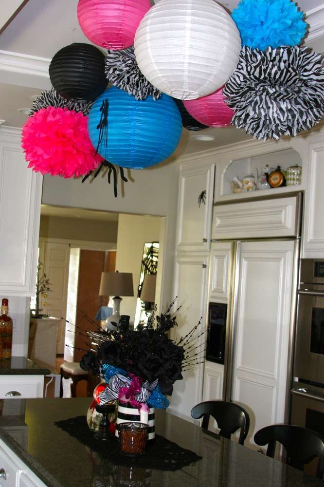 Monster High Birthday Party Ideas | Photo 1 of 32 | Catch My Party