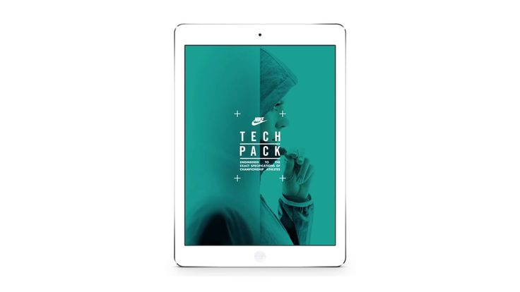 Nike Tech (Spring 2015) - App Preview