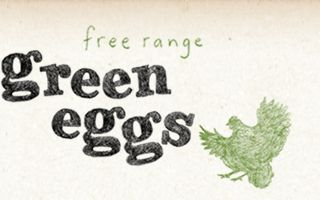 """We stock the fabulous free range green eggs from Greater Western near Ararat Victoria. Genuine free range eggs from Great Western, near Ararat. Alan & Shelley Green's """"girls"""" are free to roam, graze, dirt bath, forage and rest under shady red gums 