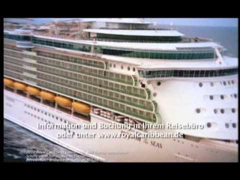 www.cruisejournal.de #Kreuzfahrt #Cruise #RoyalCaribbean  Kreuzfahrtschiffe Die Schiffe von Royal Caribbean International
