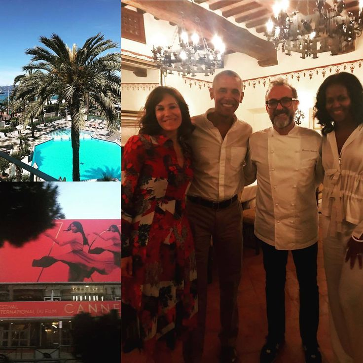 The couple also managed to sample some of Italy's best food, cooked by world-renowned Italian chef Massimo Bottura at an event hosted by John Phillips. �Source: Huffington Post Since their Italian vacation, President Obama has been traveling around Europe on business for the Obama Foundation, Time reported. He was also seen golfing at St. Andrews in Scotland.  via @AOL_Lifestyle Read more…