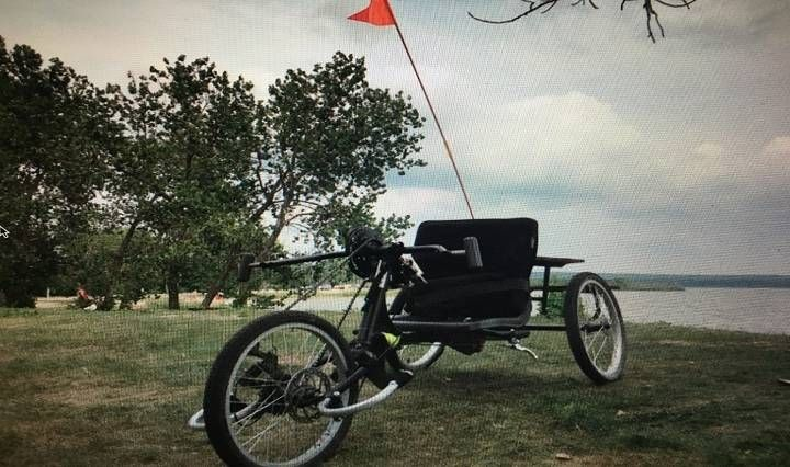cool Canadian News Headlines - Winnipeg police asking for help finding specialized tricycle - Winnipeg #News in #Canada