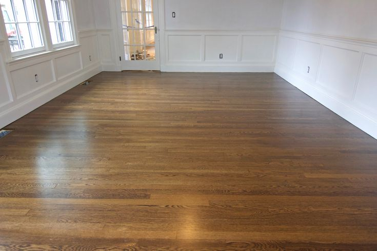 Wood Floor Stain Colors 2020