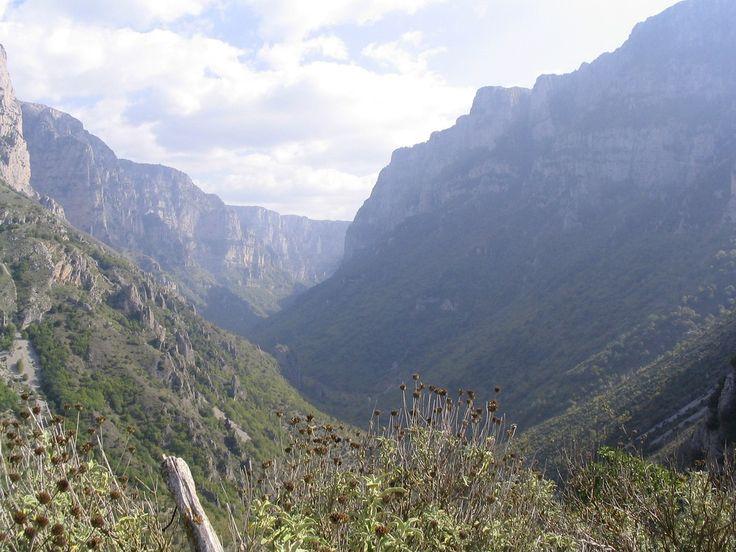Vikos gorge   © Costas Tavernarakis/Flickr