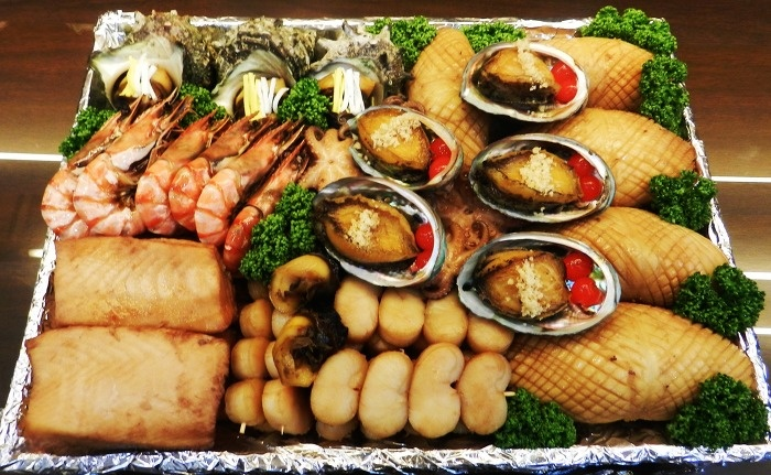 Traditional Korean Wedding Gifts: 17 Best Images About Korean Wedding Food On Pinterest
