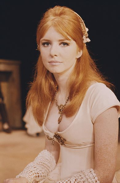 British actress Jane Asher