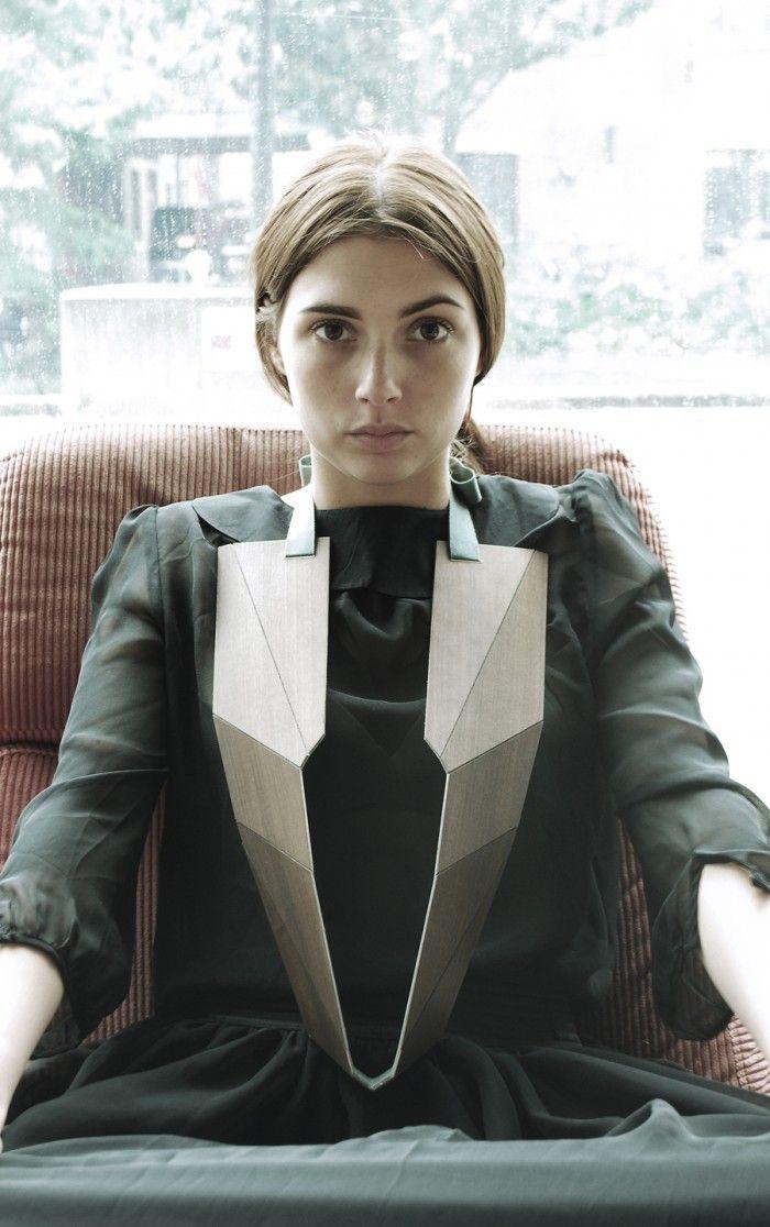 MARINA STANIMIROVIC - Wearable object - Designer/maker