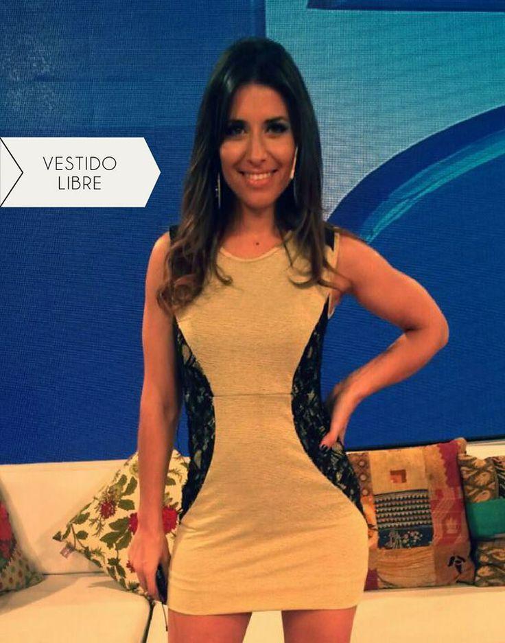 Mariana Brey en el Diario de Mariana (Canal 13)