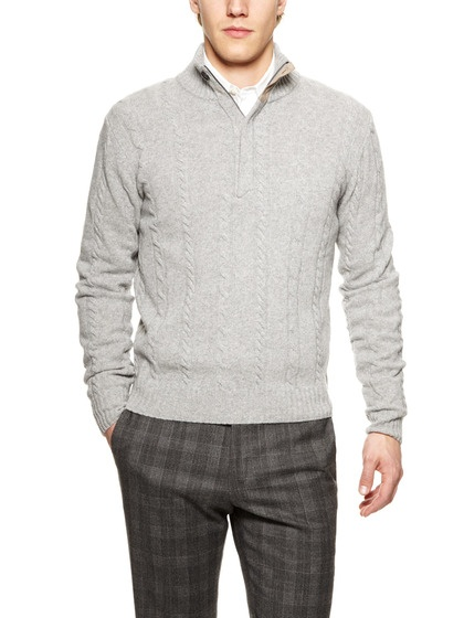 Men's Cashmere Sweater by Corneliani on Gilt.com