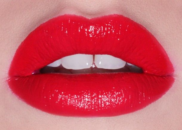 Ab jetzt vegan: Rote Lippen soll man küssen                              …