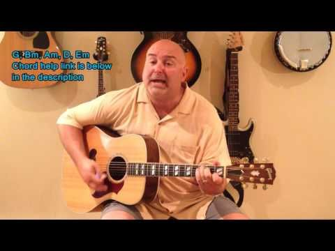 How To Play Operator Jim Croce Cover Medium 6 Chord Tune