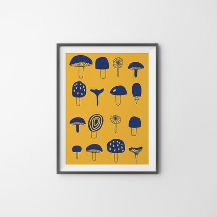 Sienet, juliste | Weecos