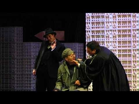 """La resistibile ascesa di Arturo Ui"" di Bertolt #Brecht, regia di Claudio Longhi"