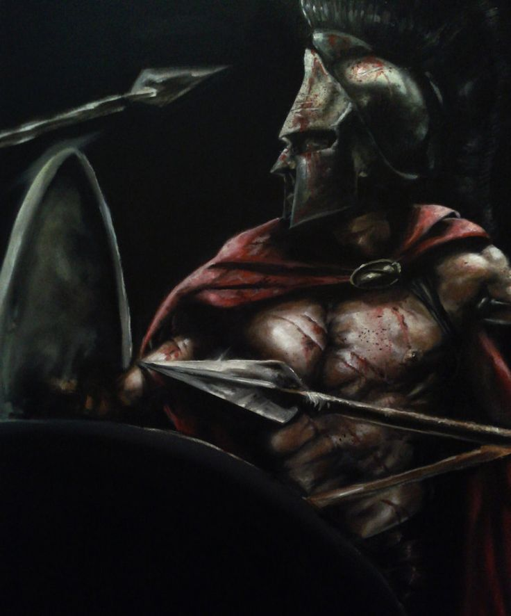 крутые спартанские картинки очень давно