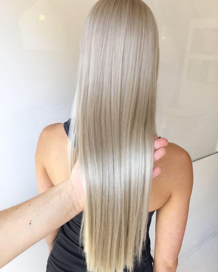 72 Best Platinumash Blonde Hair Images On Pinterest Blonde Hair