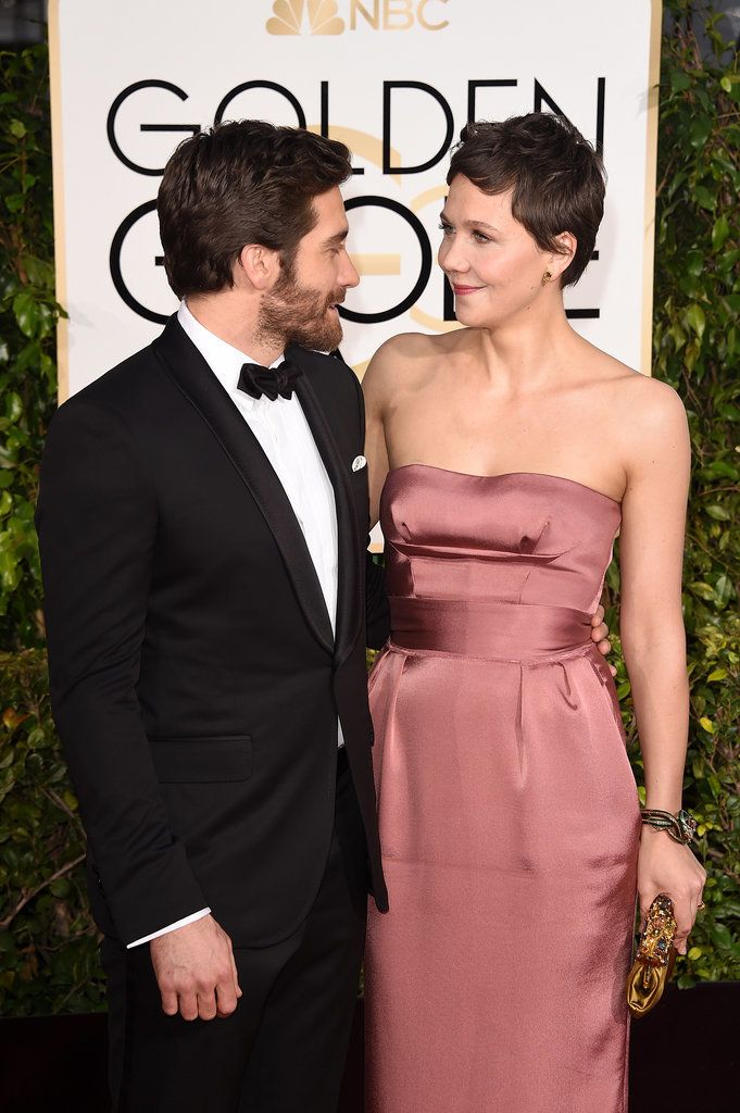Maggie and Jake Gyllenhaal Had the Cutest Sibling Date Night at the Golden Globes: Out of all the celebrity siblings in Hollywood, it's tough to find a pair who can match Maggie and Jake Gyllenhaal's adorableness.