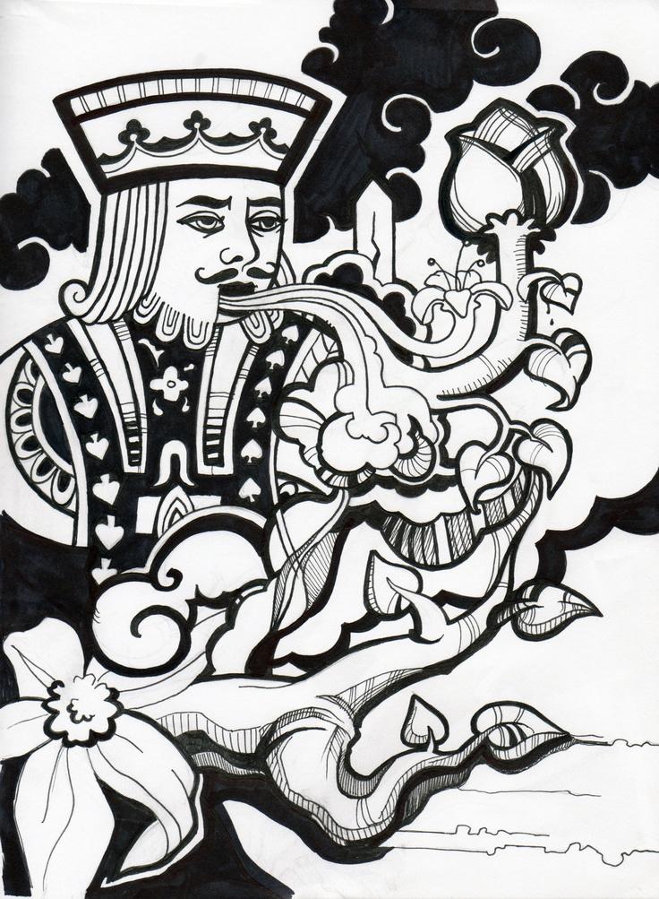 king of spades | King of spades | Pinterest