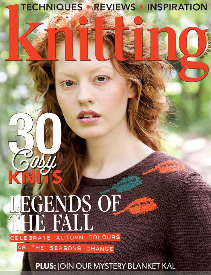 Knitting №172 Autumn 2017 - 轻描淡写 - 轻描淡写