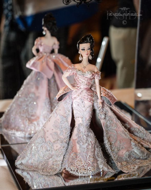 Gown by Maggia2000 | 2016 Barbie Collectors Convention