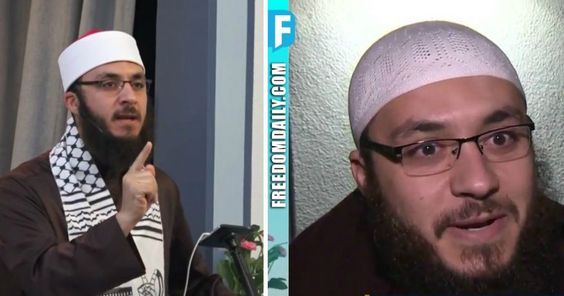 California Muslim Just (revealed true face of Islam) Went On TV To Say It's Time To Start Annihilating Americans – BIG Mistake