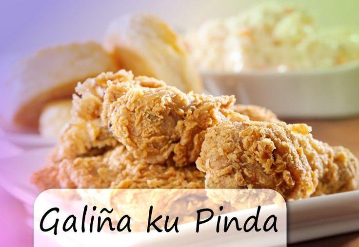 Wie houdt er niet van gebakken kip… en wie houdt er niet van pinda's? Het ultieme recept zou deze twee dingen dus met elkaar combineren. En dat is precies wat deze 'galiña ku pind…