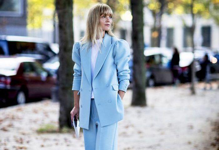 ملابس روعه للبنات فى فصل الشتاء سيدات مصر Fashion Suit Jacket Women