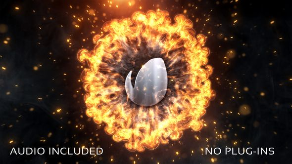 Explosion Logo Reveal Logo Reveal Explosion After Effects Intro Templates