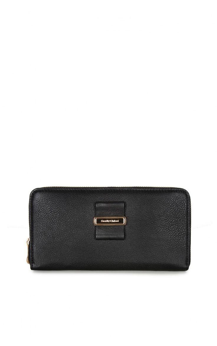 Plånbok 9P7576-P182 BLACK - See by Chloé - Designers - Raglady