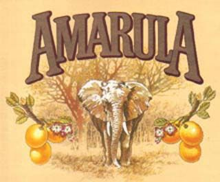 Amarula - unbelievable liqueur!!  After a bush dinner on safari in South Africa.