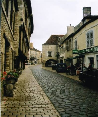 French countryside: Small Town, Little Apartment, French Countryside, France Countryside, Countryside Town, Quaint Town, Places, Countryside Village, Cobblestone Walks