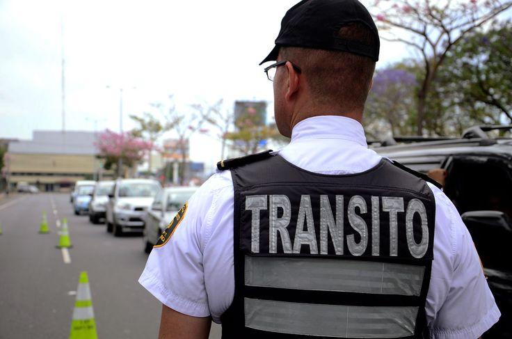 """Tránsito hará partes a traileros que se manifiestan por """"mal estacionamiento"""""""