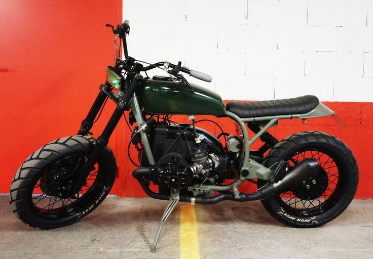Blitz Motorcycle a encore frappé avec cette nouvelle conception réalisée sur mesure, et on vous dit tout ! Place à la BMW R100R de 1994...…