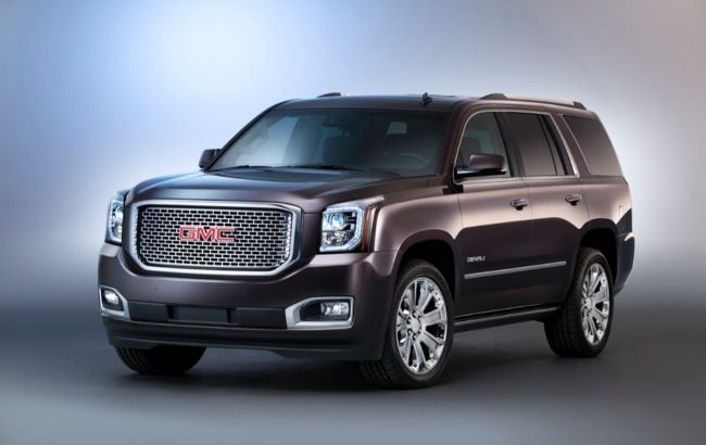 GMC SUV 2015 GMC Yukon Exterior, Interior, Features