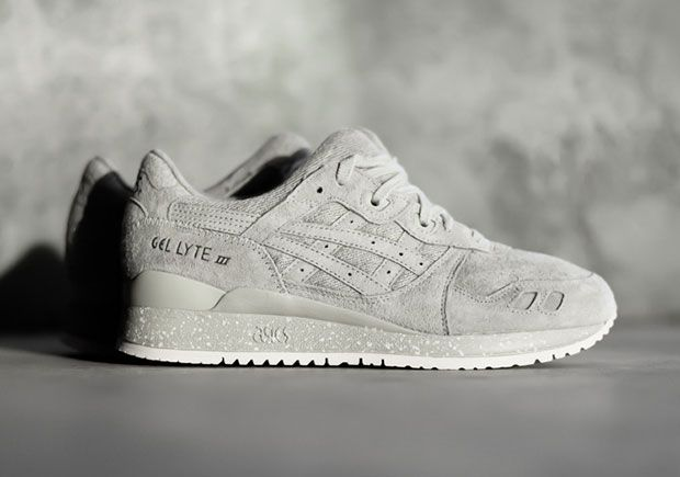 The Reigning Champ x ASICS GEL-Lyte III Collection Releases Tomorrow - SneakerNews.com