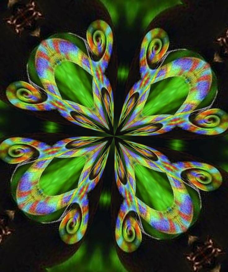 kaleidoscope Fractals & Digital Art Pinterest