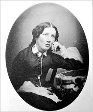 "Harriet Beecher Stowe: author of more than two dozen books, including her best seller ""Uncle Tom's Cabin"" in 1852. She is considered one of the famous people of 19th-century America."