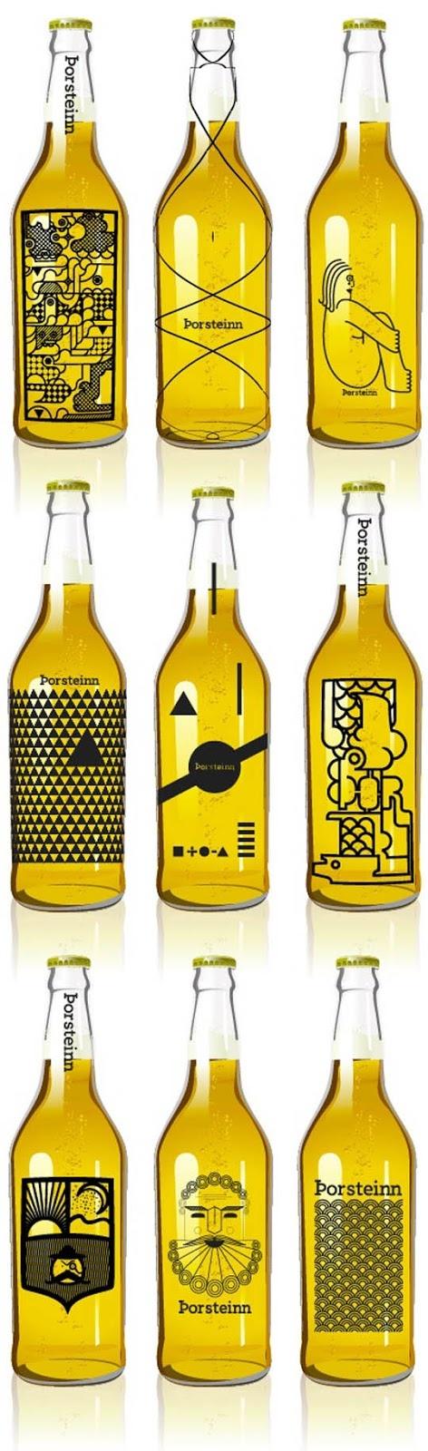 Funky bottles
