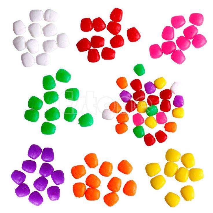 $0.61 (Buy here: https://alitems.com/g/1e8d114494ebda23ff8b16525dc3e8/?i=5&ulp=https%3A%2F%2Fwww.aliexpress.com%2Fitem%2FToply-10pcs-1pack-Fishing-Lure-Floating-Bait-Corn-Grain-Bait-Pop-up-Bait-Fish-Tool%2F32693582320.html ) [Toply] 10pcs/1pack Fishing Lure Floating Bait Corn Grain Bait Pop-up Bait Fish Tool for just $0.61