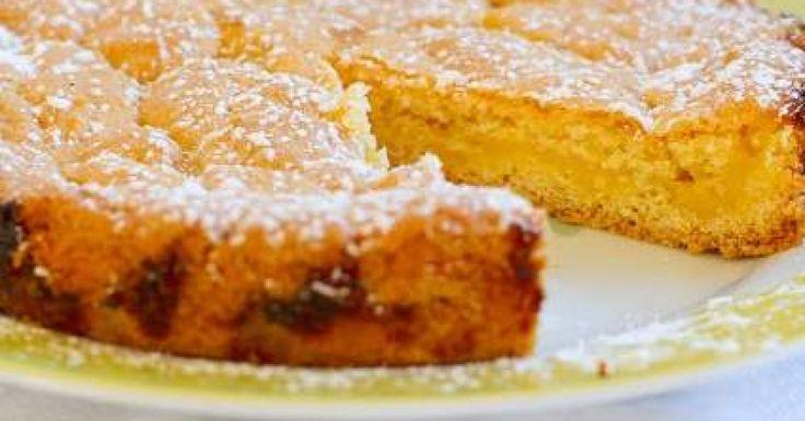 Edna's Lemon Curd Teacake