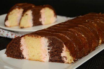 Citromhab: Méteres sütemény