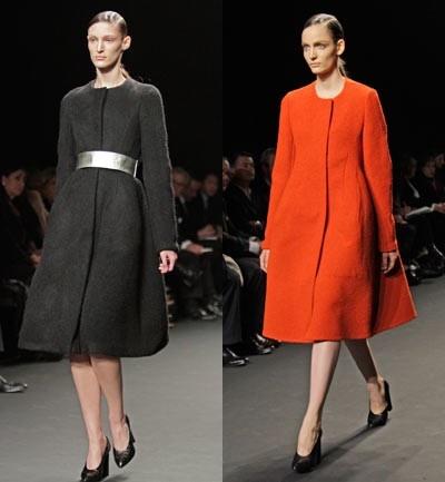 Calvin Klein, Abrigos lady