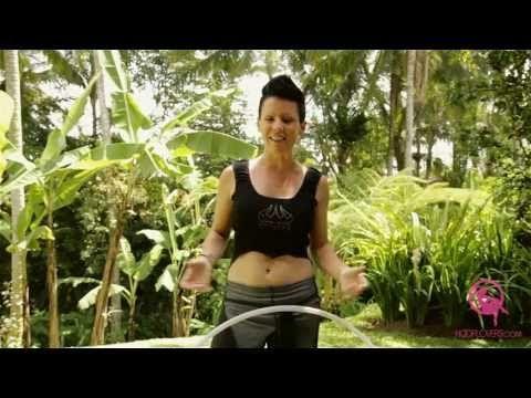Body Roll Hula Hoop Tutorial: Featherlight Body Roll. Deanne Love.