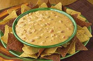 Velveeta Ranch Cheese Dip - - 5/4/13 Made this for the second time, used 1/3 cup ranch and it was even better than the first time around with 1/2 cup.