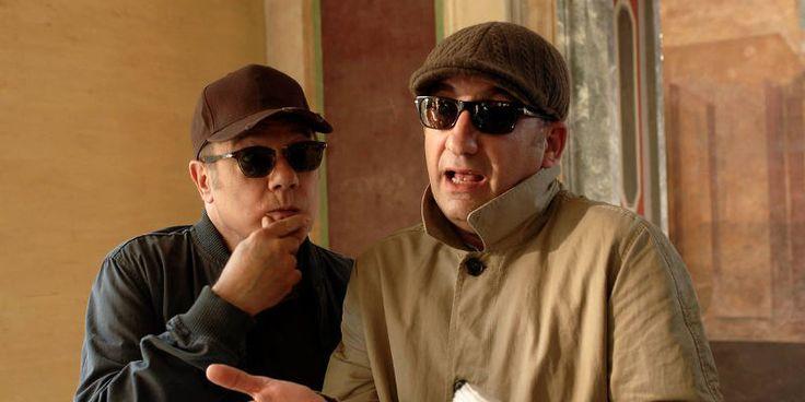 Carlo Verdone è pronto per tornare al cinema e per l'occasione ha deciso di fare coppia con Antonio Albanese. Ecco il trailer di L'abbiamo fatta grossa