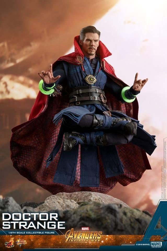 Hot Toys 1 6th Scale Doctor Strange Avengers Infinity War Doctor Strange Avengers Doctor Strange Marvel Doctor Strange