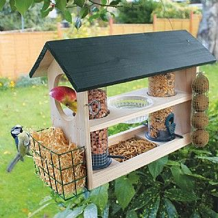 Coopers of Stortford Bird Feeding Station from Coopers of Stortford - Sequin Gardens