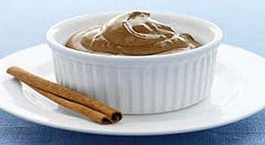 WW Chocolate-Cinnamon Pudding-This is a Weight Watchers 3 PointsPlus+ No-Cook recipe!